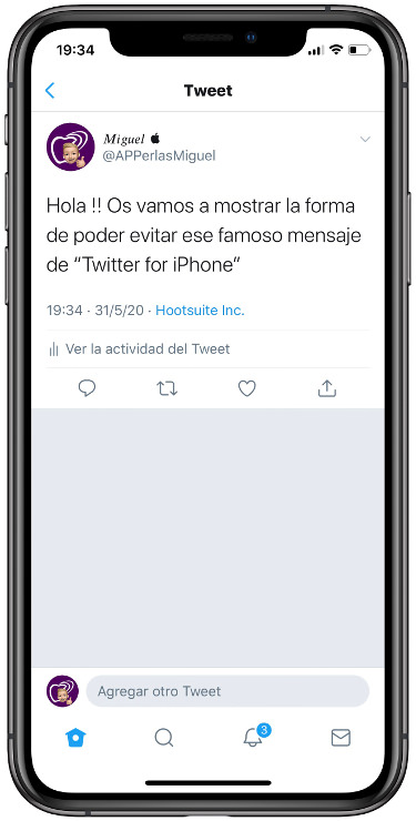 Twitter for iPhone 2