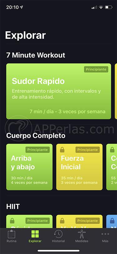 app ejercicio desde casa smartgym 4
