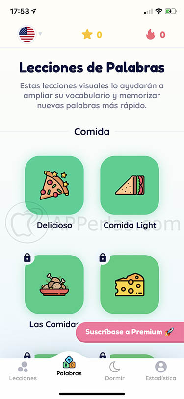 app para aprender un idioma falou 3