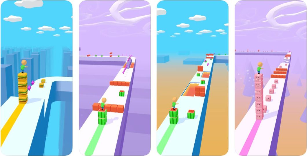 Sencillo y adictivo juego para iPhone