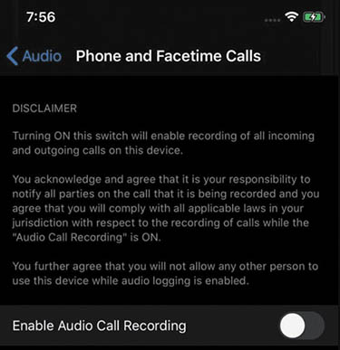 grabar llamadas ios 14 ios 14 iphone 1