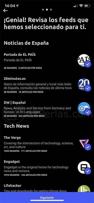 lector de noticias para iphone inoreader 3