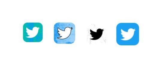 twitter cambiar icono aplicacion app