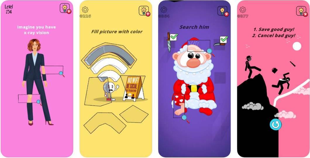 Juego de rompecabezas para iOS