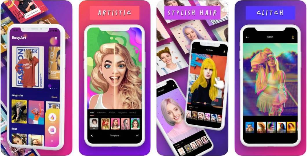 Crea maravillosas composiciones con esta app para iPhone