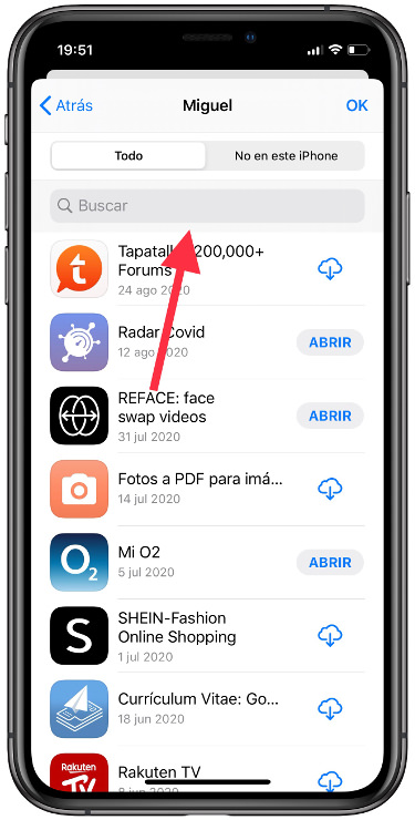 descargar Fornite en el iPhone 1
