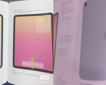 Se filtra un nuevo iPad Air completamente renovado