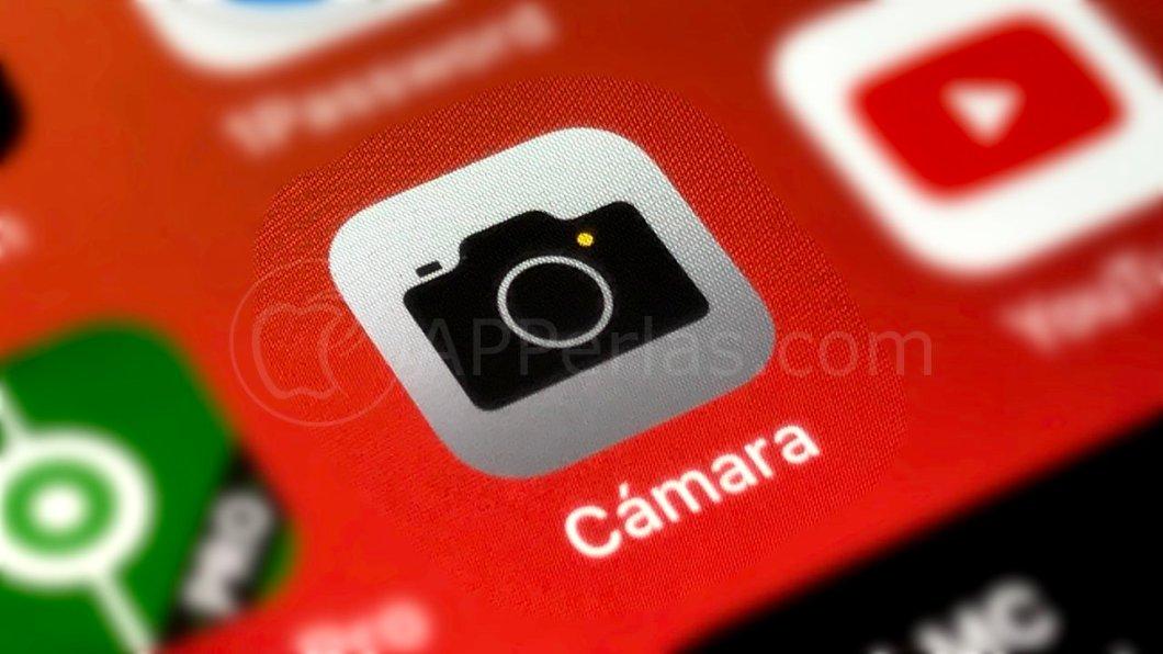 Haz ráfaga de fotos en iPhone