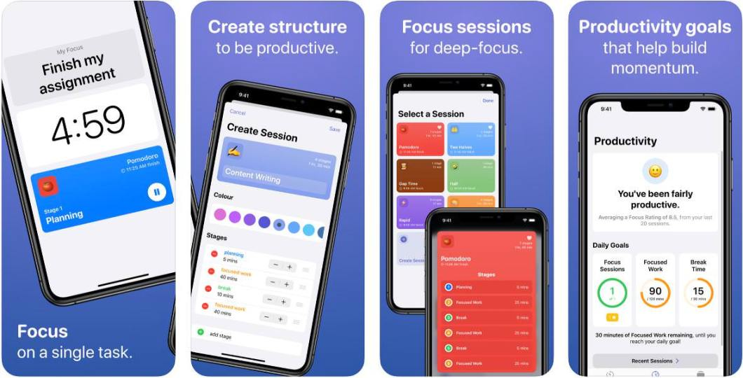 App para ser mucho más productivo