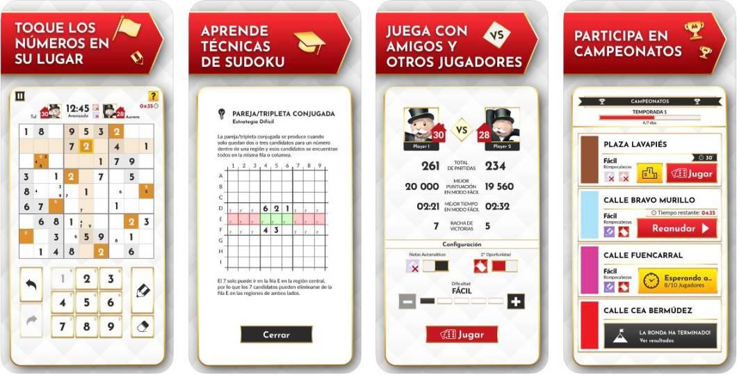 Nuevo juego Monopoly Sudoku