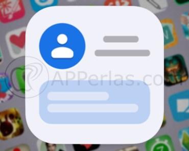 Añade widgets sociales a la pantalla de inicio de tu iPhone
