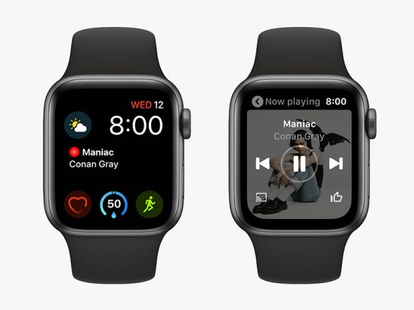youtube music premium apple watch 2