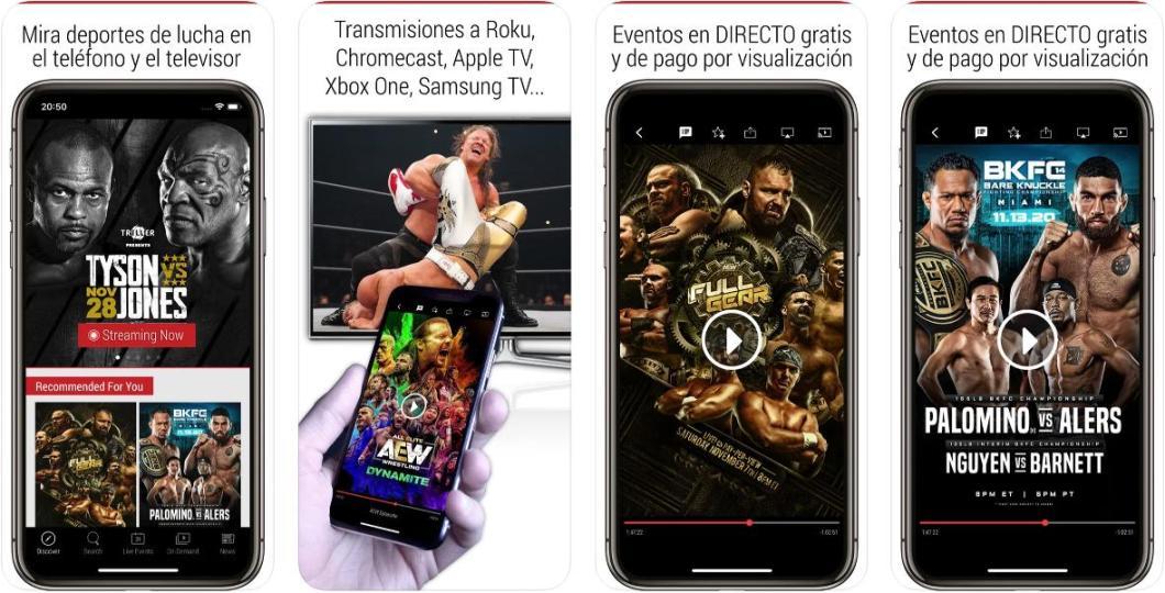 App FITE para iOS