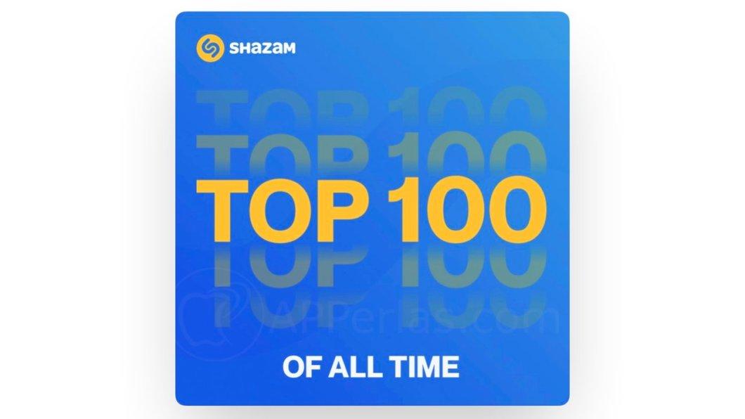 Ranking de las 100 canciones más buscadas