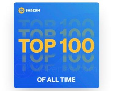 Listado de las 100 canciones más buscadas en Shazam de toda su historia