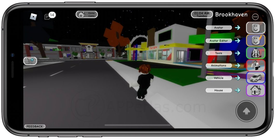Roblox en iPhone