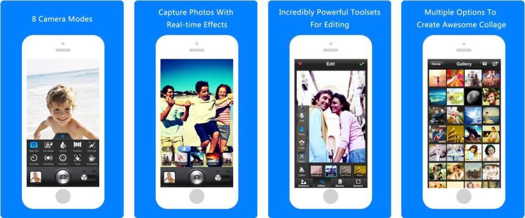 Camera for iOS