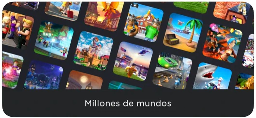 Roblox para iPhone y iPad