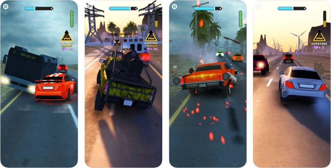 Rush Hour 3d para iPhone