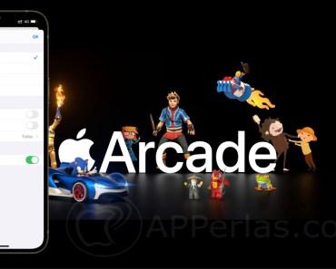 Cómo aplicar filtros de búsqueda en Apple Arcade