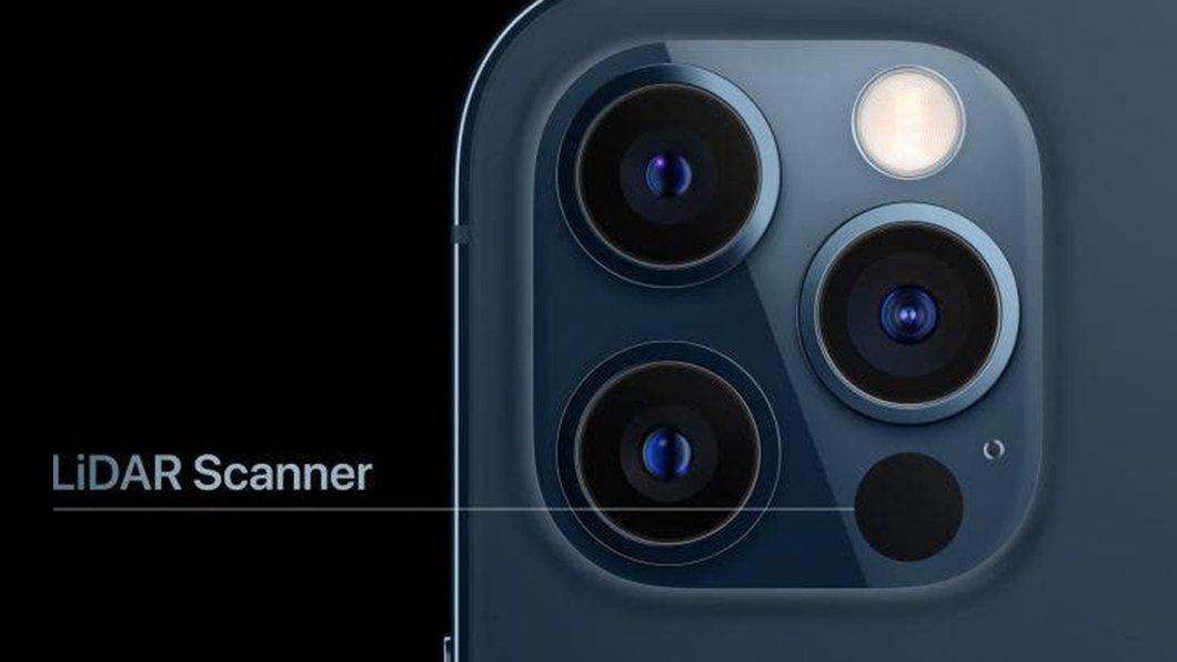 El sensor LIDAR y las Apple Glasses pueden ser una combinación maravillosa