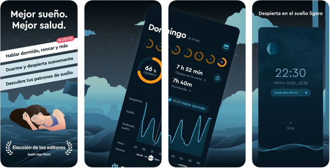 App para despertar mejor por la mañana