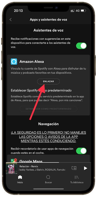 Spotify with Alexa 1