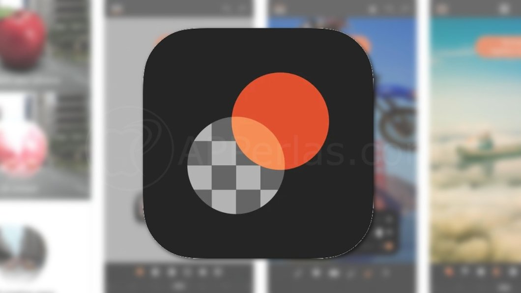 Combinar dos fotos en iPhone