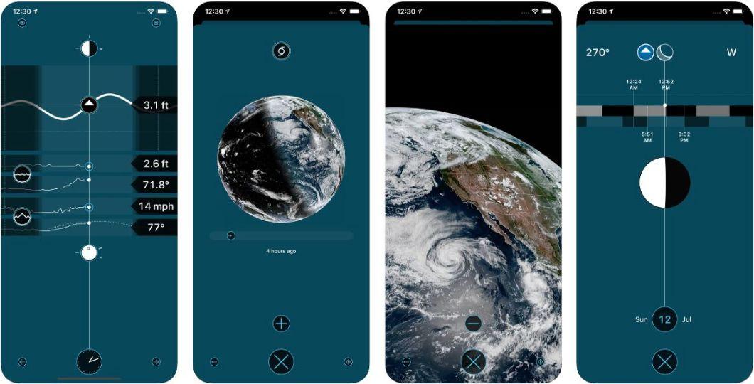 Meteorology App