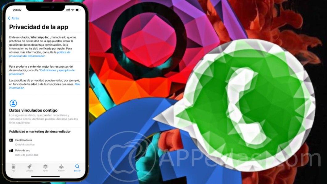 datos que WhatsApp compartirá