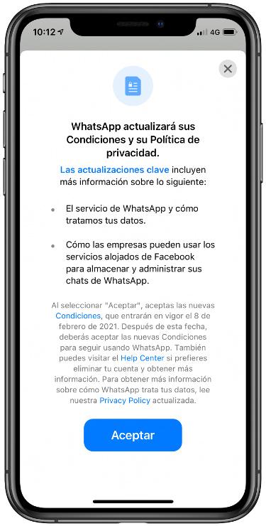 WhatsApp will share information 1