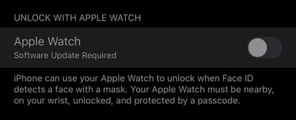 desbloqueo iphone apple watch