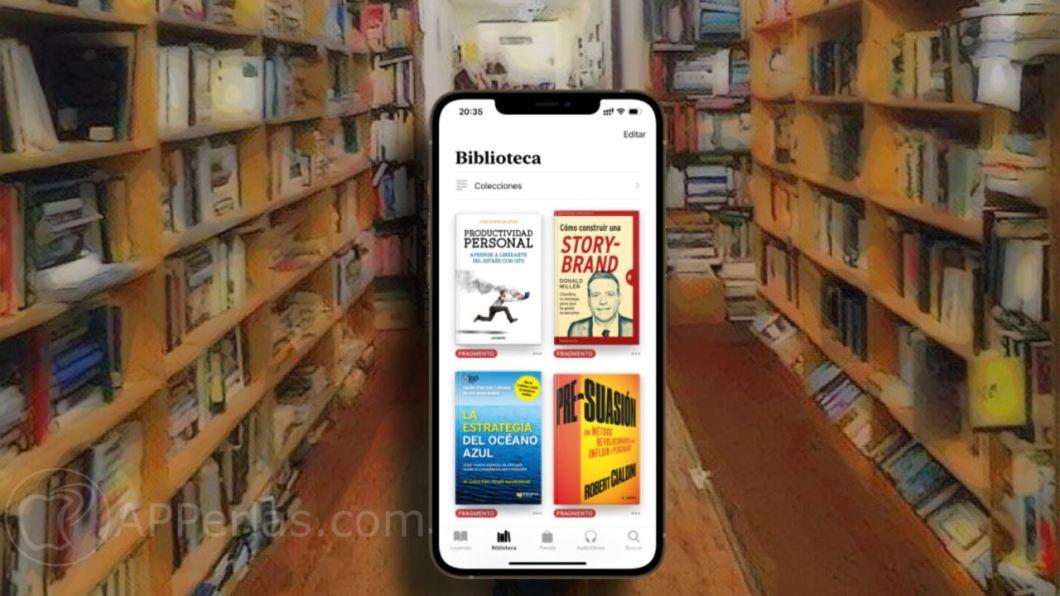 añadir libros a tu lista de lectura