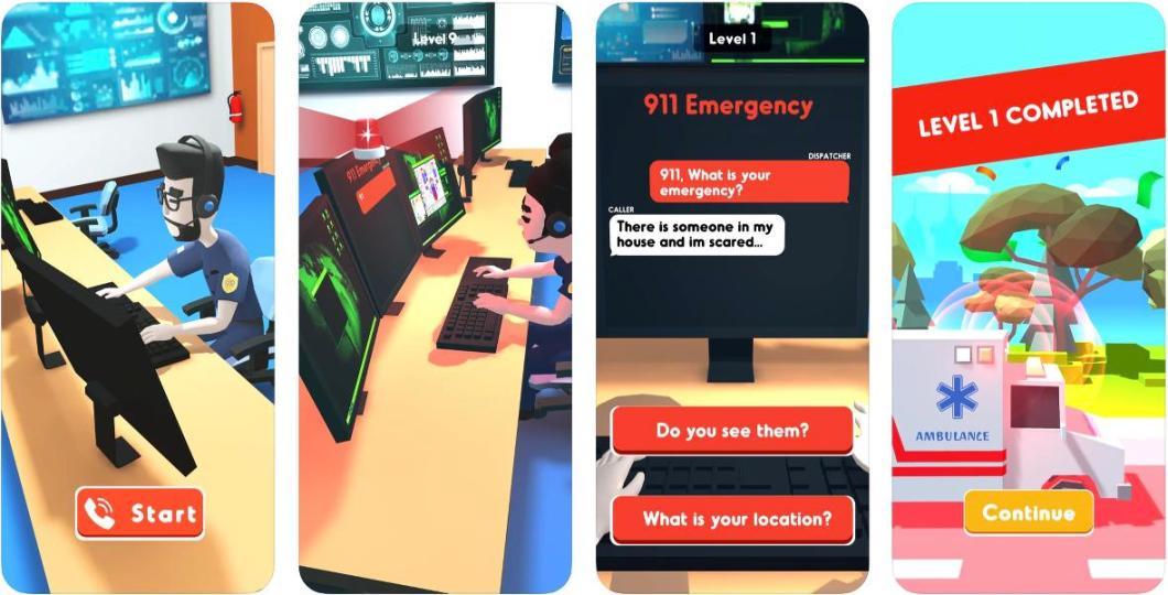 Simulador del servicio de emergencias