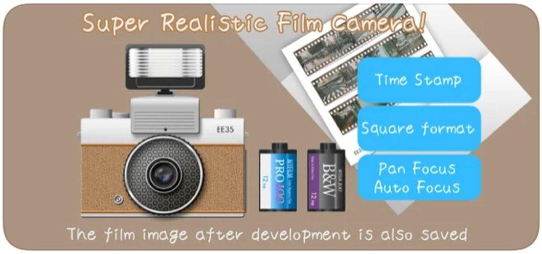 EE35 Film Camera