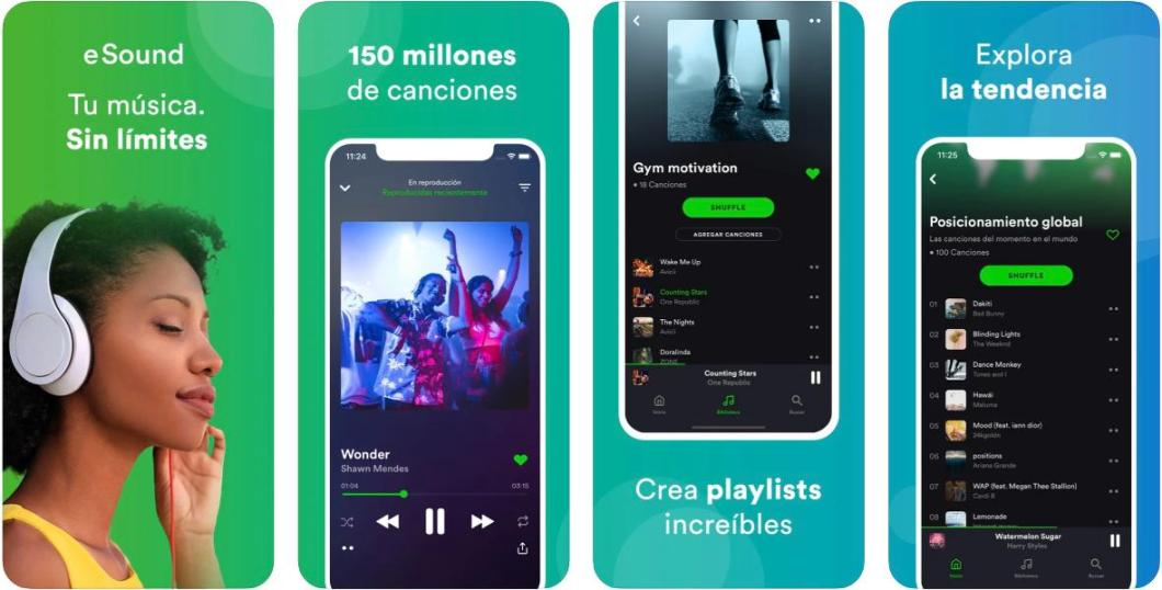 App para escuchar música en iPhone y iPad