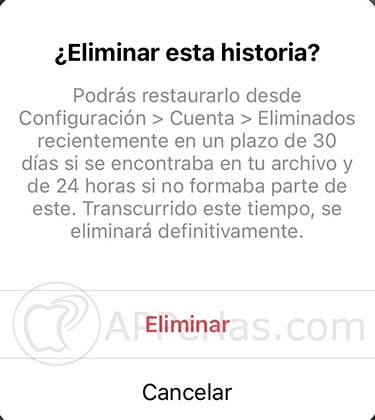 recuperar stories historias instagram 1