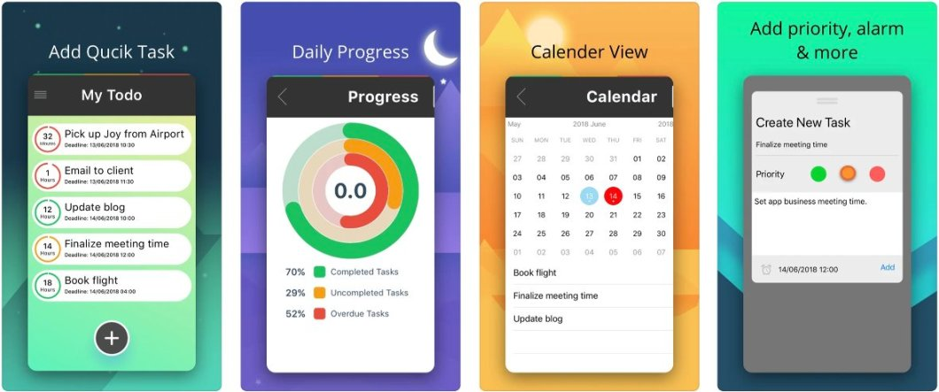 App de listas de tareas