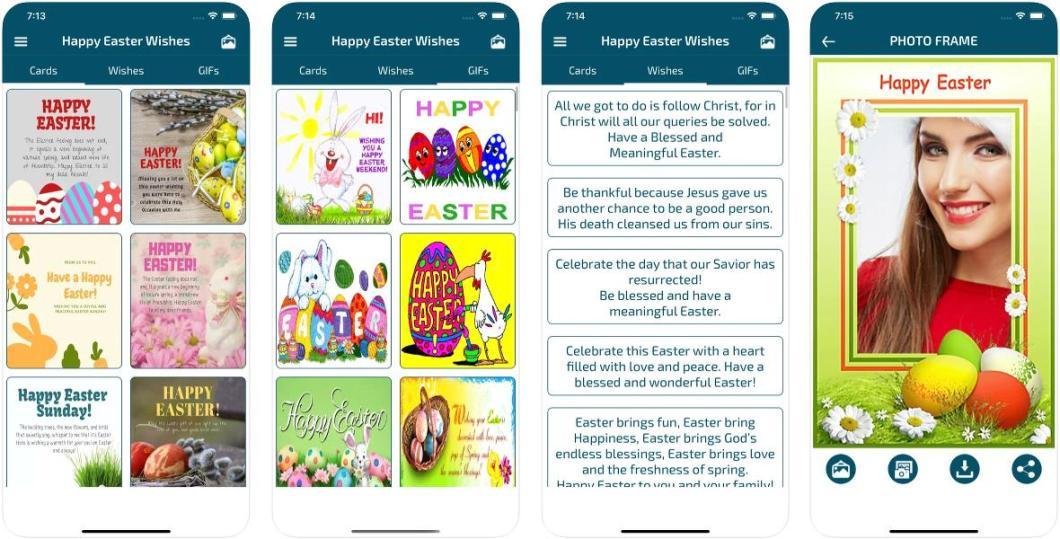 App para crear tarjetas de felicitación