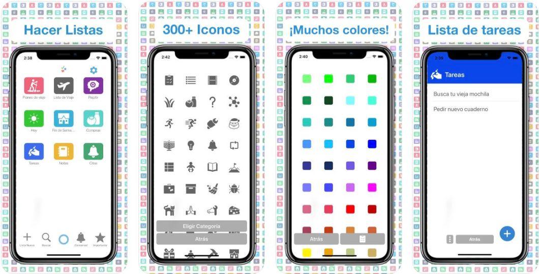Life List app iOS