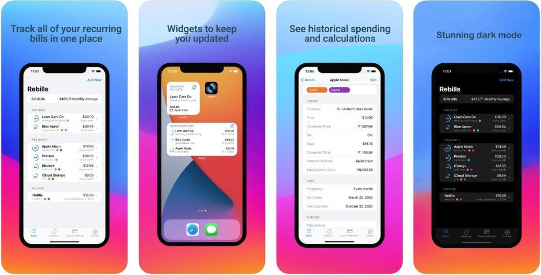 App para gestión de economía personal
