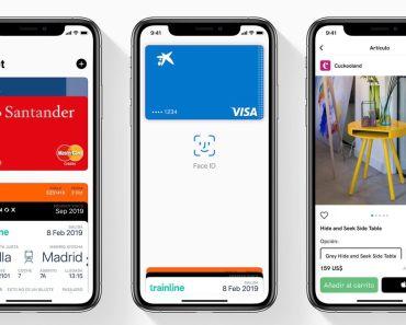 Usar Apple Pay desde el iPhone cuando llevo mascarilla hace que desista de usarlo