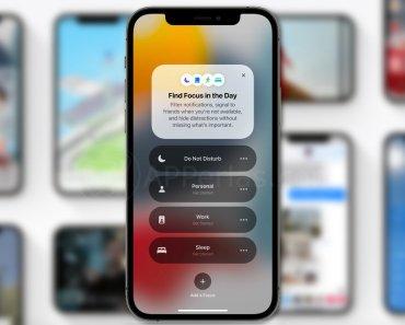 Focus en iOS 15: la productividad en estado puro