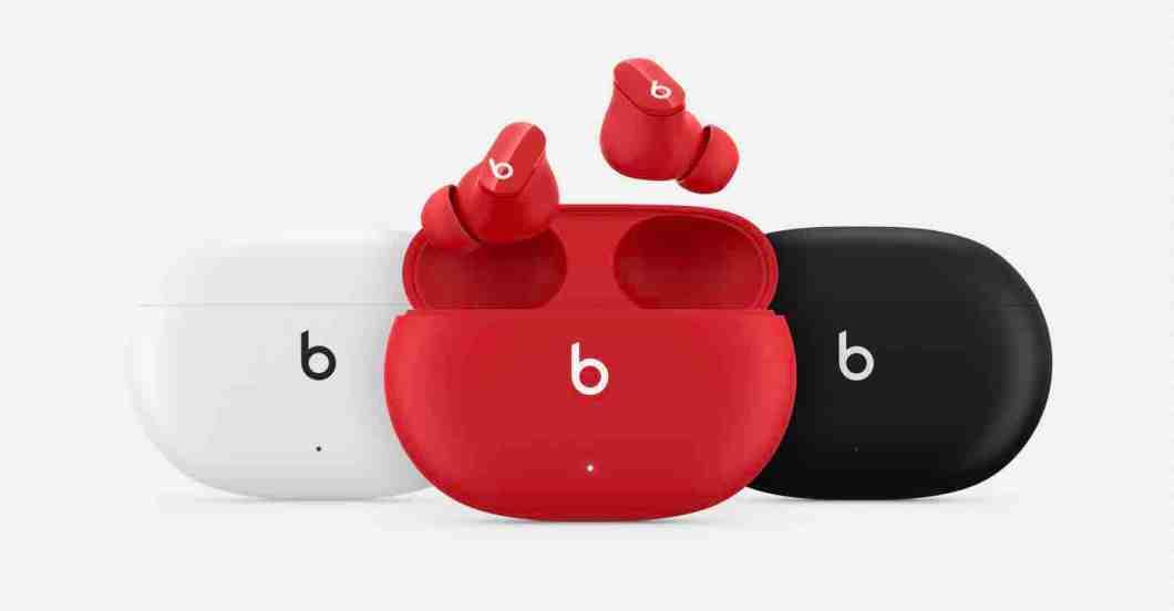 nuevos airpods beats studios buds 2