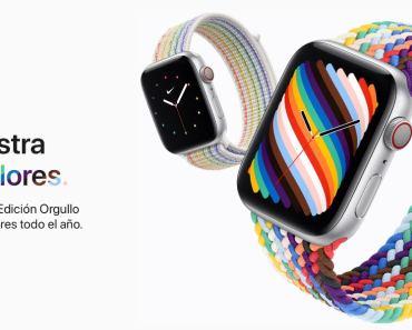 Cómo añadir las nuevas esferas del orgullo al Apple Watch