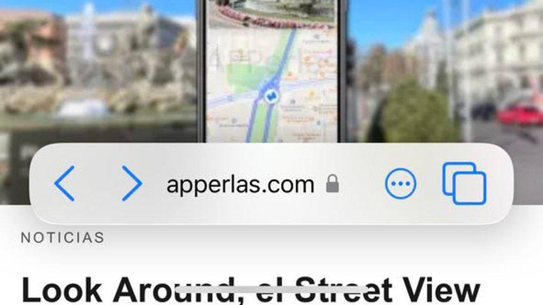 Novedades de Safari en iOS 15