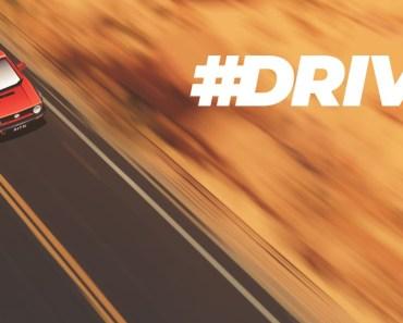 #Drive, un divertido juego conducción para iPhone. ¡Hazle un hueco!