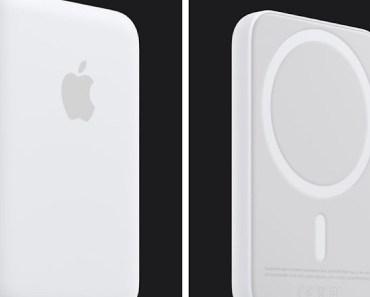 La batería externa de Apple, la MagSafe, no cumple bien su función