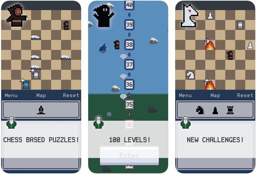 Chess Puzzle Adventure