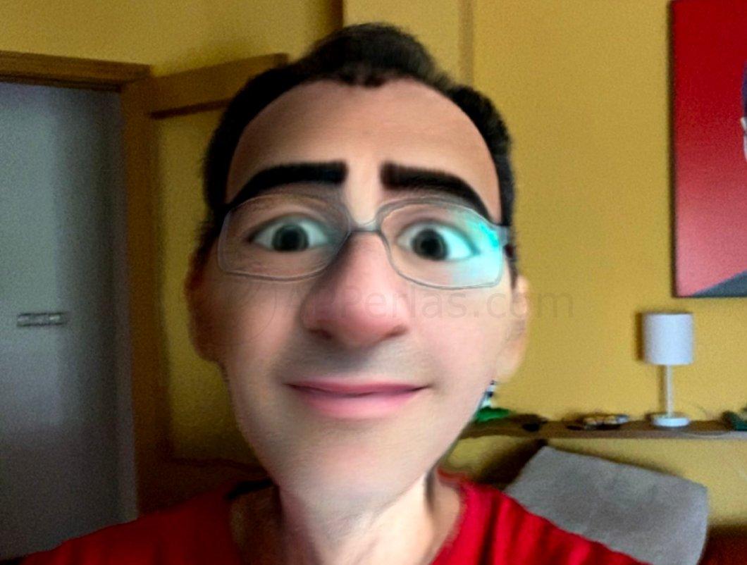 Disney Pixar Filter